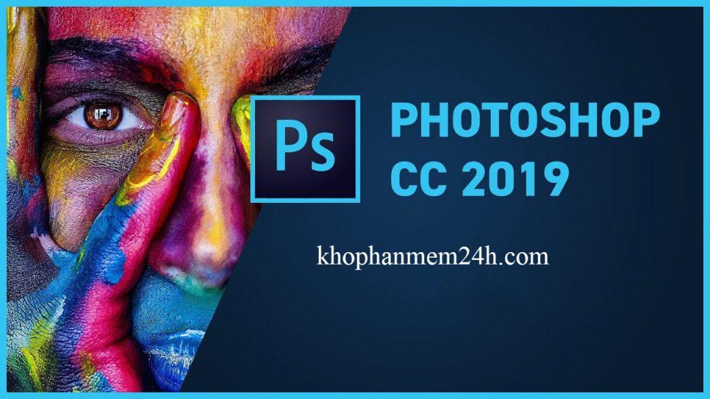 Photoshop CC 2019 cho Mac OS