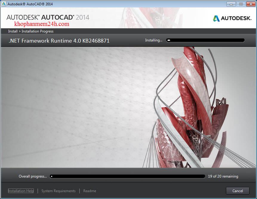 autocad 2014 64bit