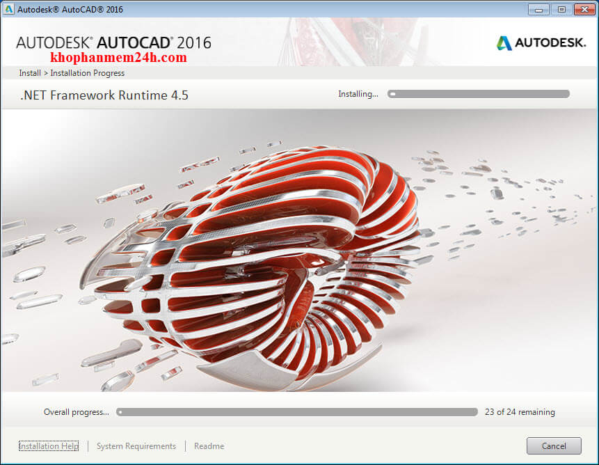 download autocad 2016 64bit full crack