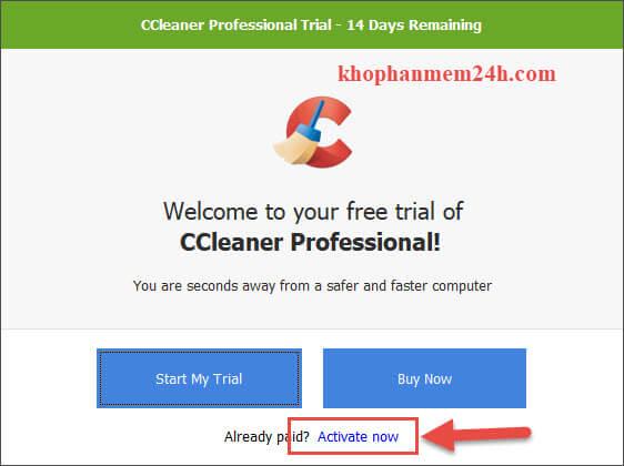 key ccleaner