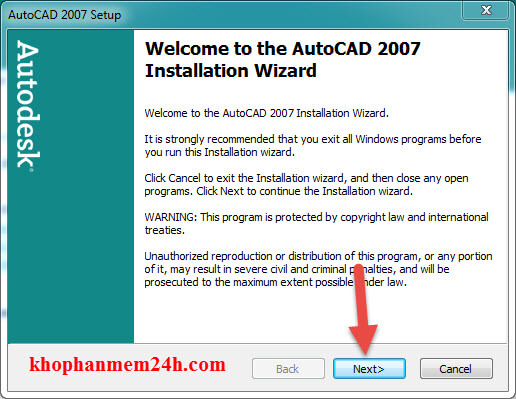 download autocad 2007 full crack