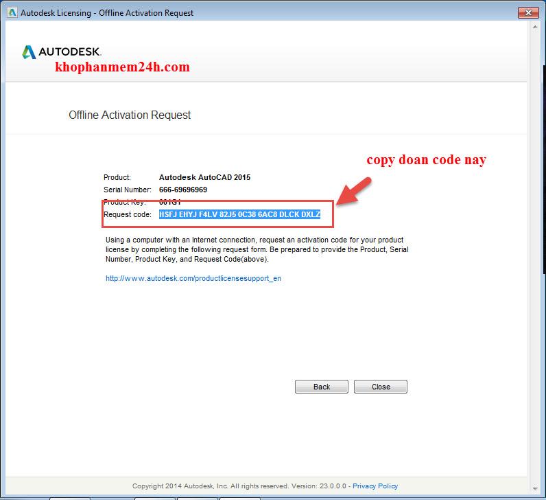download file crack autocad 2015 64bit