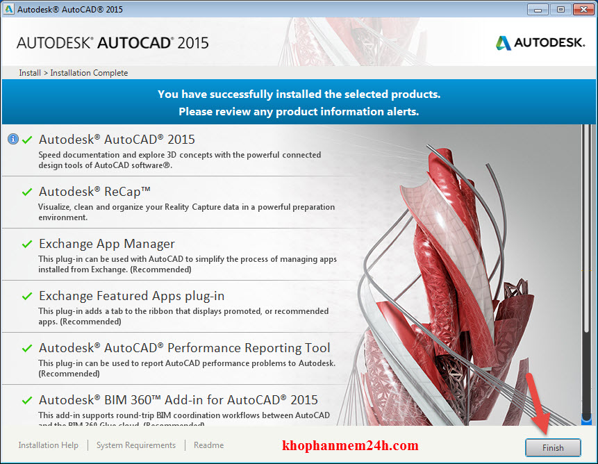 download autocad 2015 64bit full crack