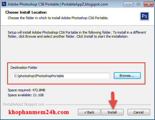 tải photoshop cs6 full crack