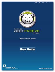 download deep freeze standard