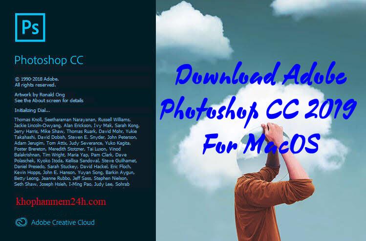 Adobe photoshop CC2019