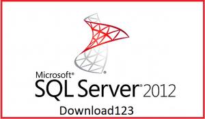 SQL Sever 2012