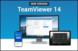 Teamviewer 14 New Vesion