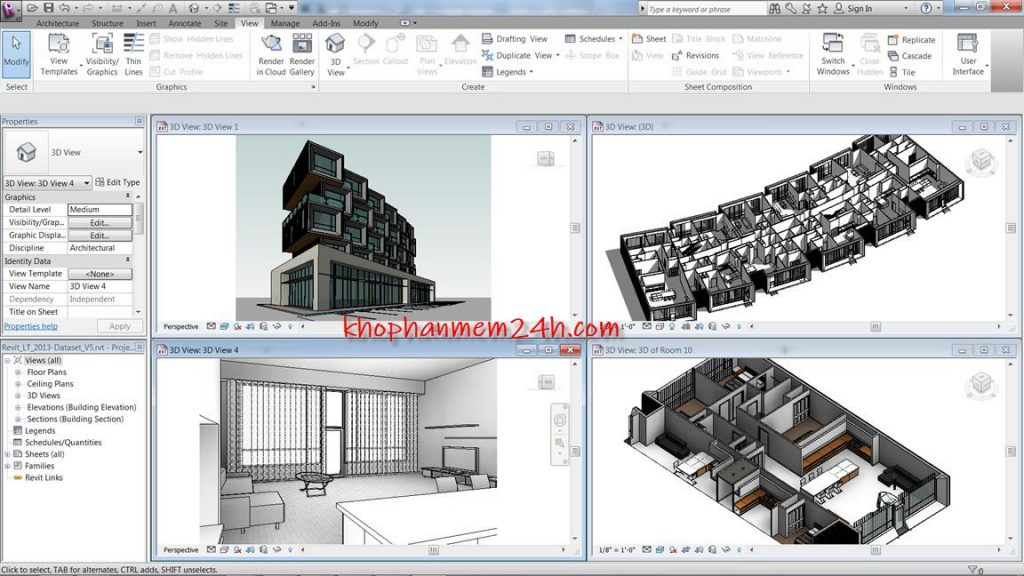 revit 2017 full crack