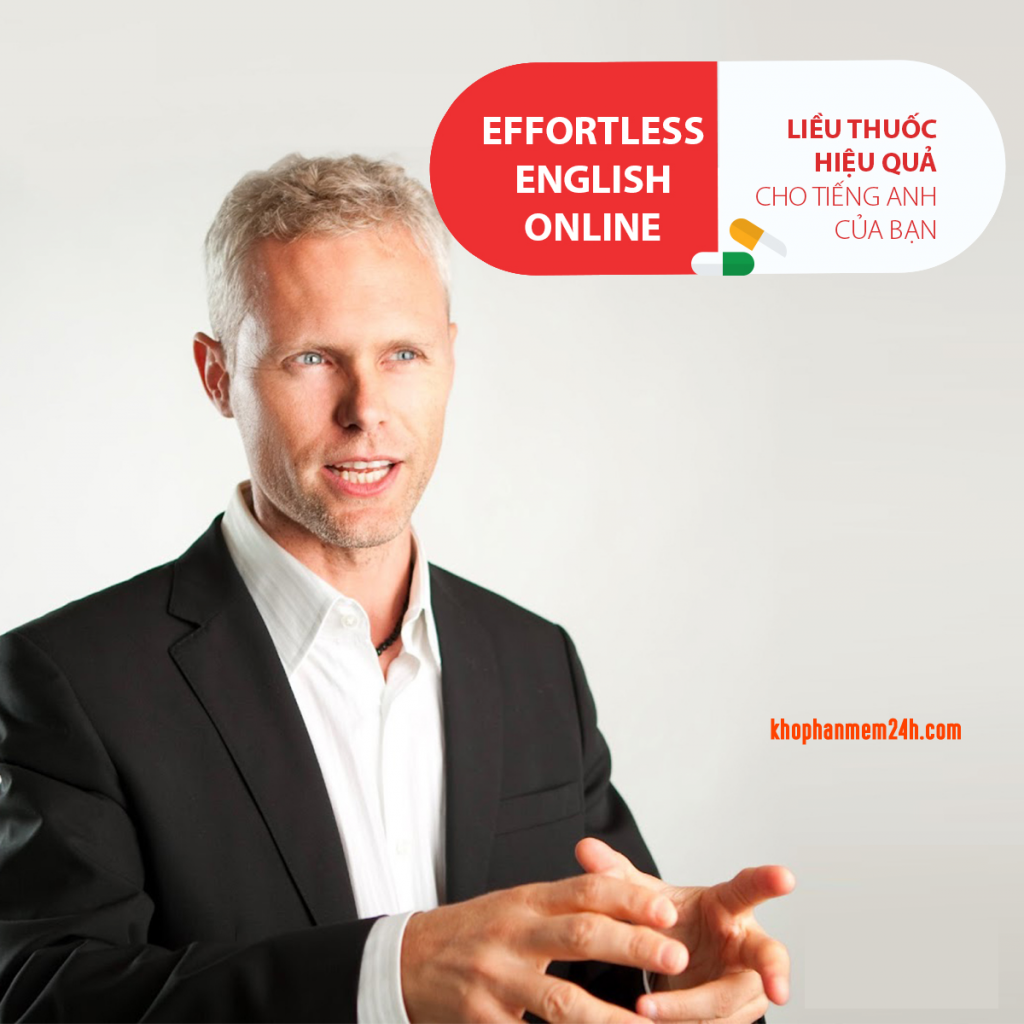 học tiếng anh theo effortless english