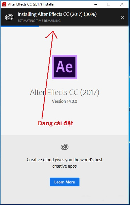 Adobe After Effect CC 2017