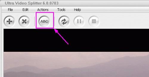 ultra video splitter key