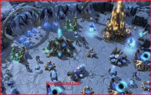 Trò chơi StarCraft 2 Legacy Of The Void