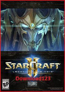 Starcraft 2 kế thừa của void crack