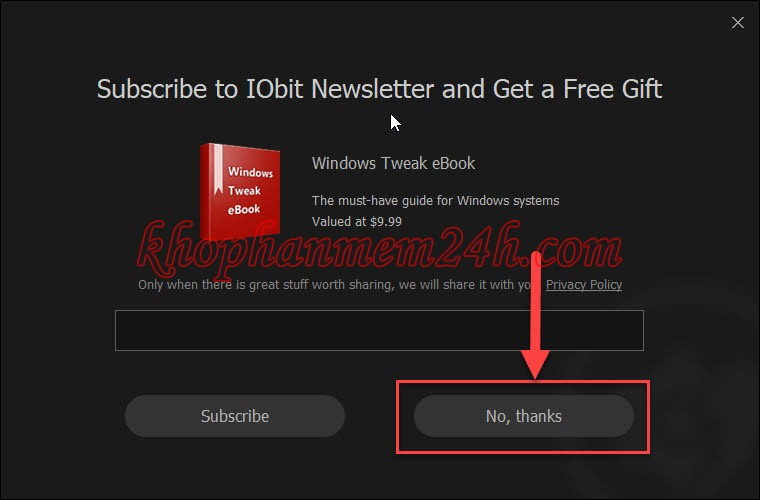 Download IObit Driver Booster Pro full crack