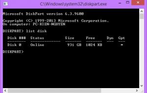 Sử dụng lệnh msinfo32 trong hộp thoại Run để kiểm tra chuẩn UEFI hay Legacy