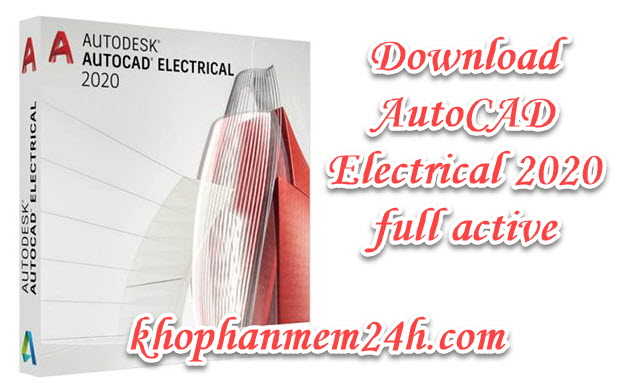 AutoCAD Electrical 2020