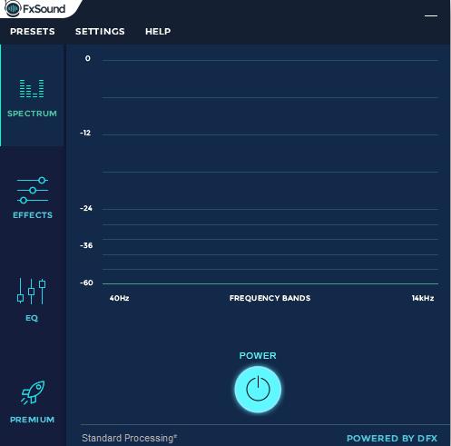 DFX Audio Enhancer 13