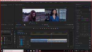 Giao diện của Adobe Premiere Full Crack Cs6 Pro