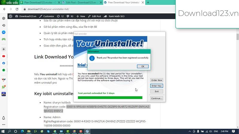 Your Uninstaller full crack 7.5