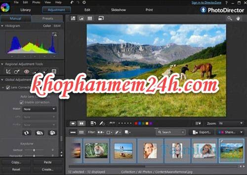 CyberLink PhotoDirector Ultra 10.6