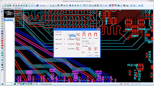 Phần mềm Proteus Pro 8.8