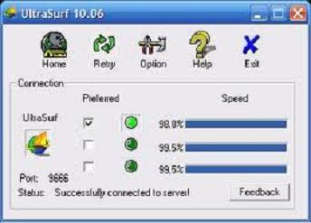 Download UltraSurf 10.06