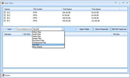 Puran Disk Files