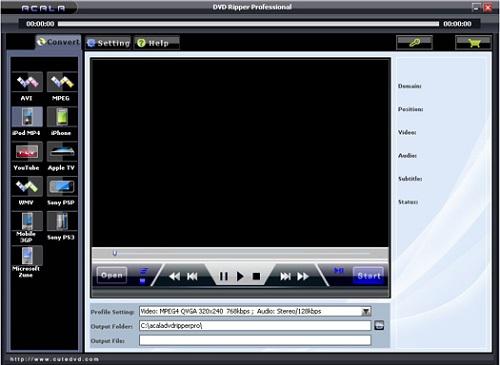 Acala DVD Ripper
