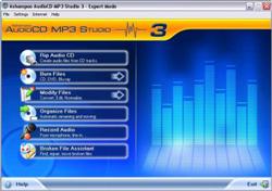 Ashampoo Music Studio 3.50