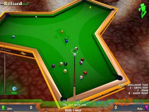 Billiard Art 1