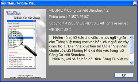 Công Cụ Việt Standard Edition 1.2