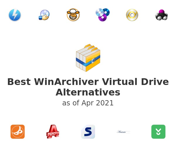 WinArchiver Virtual Drive