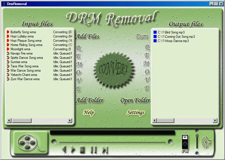 DRM Removal 4.0.1