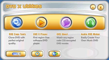 DVD X Utilities 2.8.3