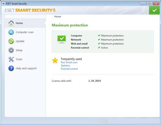 ESET Smart Security (32 bit)