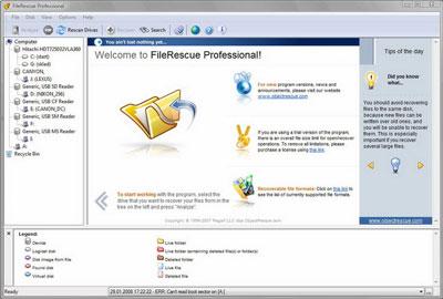FileRescue Professional 2.9