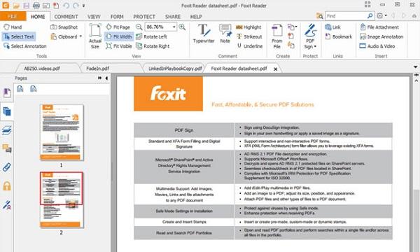 Foxit Reader 5.0