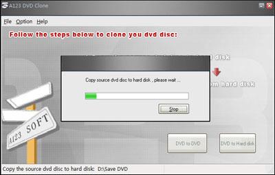 Free A123 DVD Clone 3.0