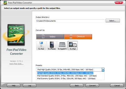 Download Free iPad Video Converter