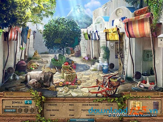 Jewel Quest Mysteries: The Seventh Gate For Mac