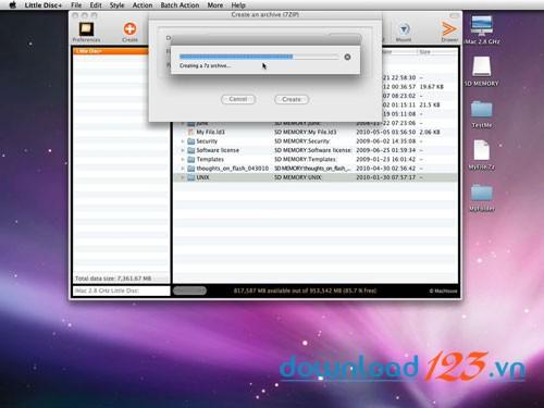 Little Disc Plus for Mac