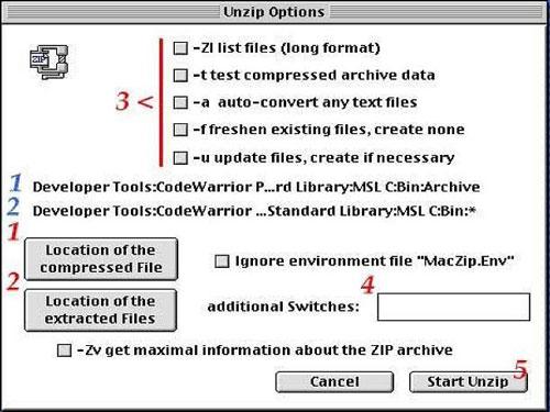 MacZip 1.0.6 for Mac