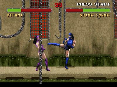 Game Mortal Kombat III