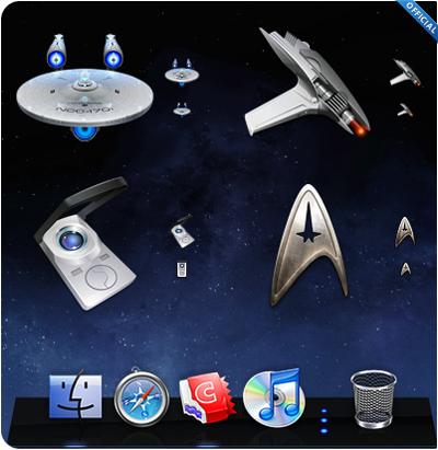 Official Star Trek Icons 1.0
