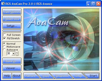 RGS-AvaCam 2