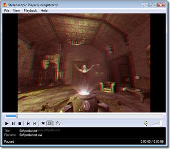 Stereoscopic Player 1.7.3