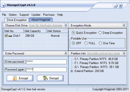 StorageCrypt 4