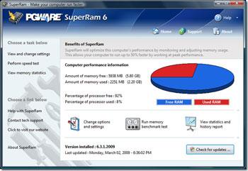 SuperRam 6.10.26.2009