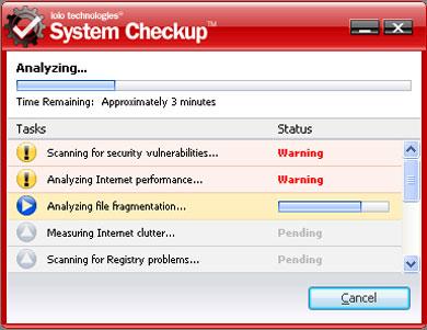 System Checkup
